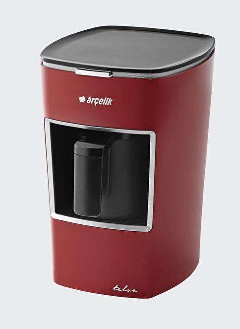 Arçelik K3300 Telve Türk Kahve Makinesi Kırmızı